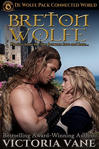 Pdf Romance Breton Wolfe: De Wolfe Pack Connected World (The Wolves of Brittany Book 1)