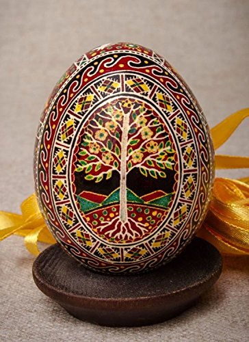 Hand Painted Eggs - 9
