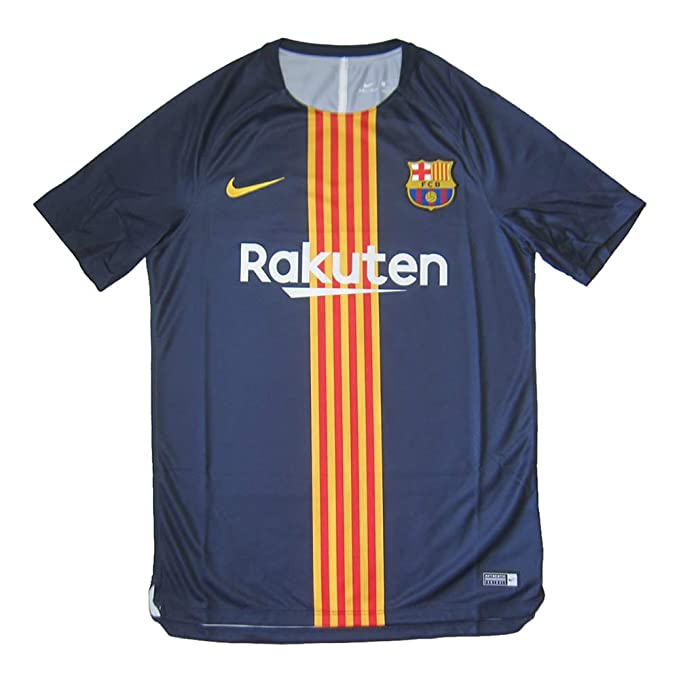 Amazon.com: Nike Footcer FC Barcelona Dri-Fit Squad ...