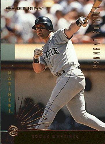 1997 Donruss Team Sets Pennant Edition #141 Edgar Martinez - NM-MT