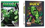 The Incredible Hulk DVD Movie PLUS Marvel's Complete Hulk Comic Book Collection on DVD-ROM (Bundle)