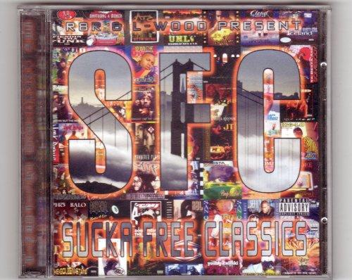 Cloud Tay Tay Four - San Francisco Sfc Sucka Free Classics 2 cds