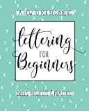 img - for Lettering For Beginners: A Creative Lettering How To Guide With Alphabet Guides, Projects And Practice Pages book / textbook / text book