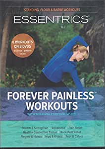 Amazon Com Essentrics Forever Painless Workouts 8