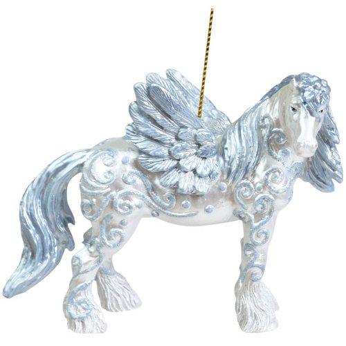 Horse Angel Ornament - 3