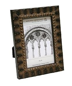"Amazon.com: Maxxi Designs Arezzo Frame, 8"" x 10"", Antique"