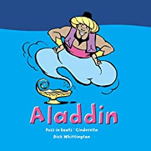 Aladdin and Other Stories Audiobook by BBC Audiobooks Narrated by  full cast