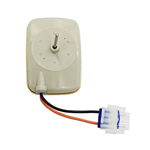 Evaporator Freezer Fan Motor WR60X10141 Refrigerator Replacement Part Compatible with GE PS966999 AP3798650