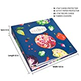 COFICE Recipe Binder – Full 8.5x11 Page, Recipe