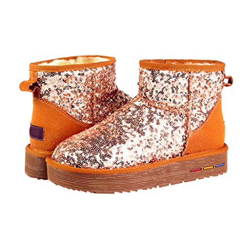Chestnut on Slip Optimal Ankle Products Boots Lady's qYwxBwZ