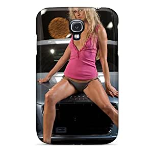 SOPvssi6363MXoNs Tpu Phone Case With Fashionable Look For Galaxy S4 - Audi R8