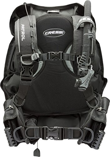 Cressi Patrol BCD, Large by Cressi