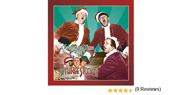 Amazon.com: Christmas Time with The Three Stooges: The Three ...