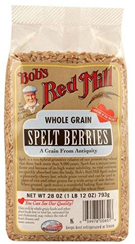 Bob's Red Mill Spelt Berries - 28 oz