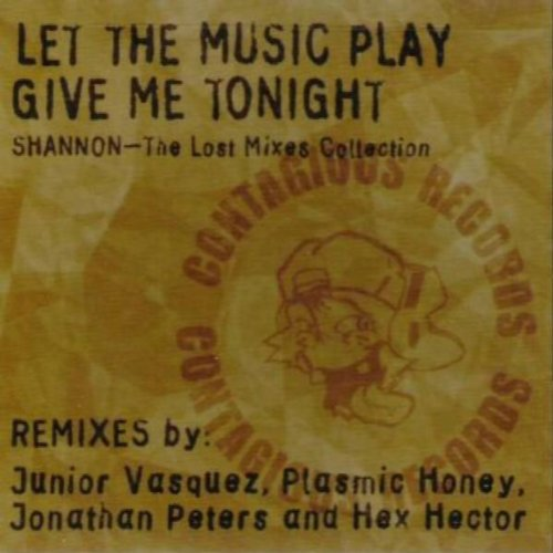 - Let The Music Play (Junior Vasquez Circuit Mix)