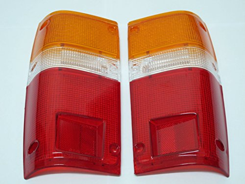 Toyota Pick up Truck 84-88 Tail Lights Lamps Lens Lenses 85 86 87