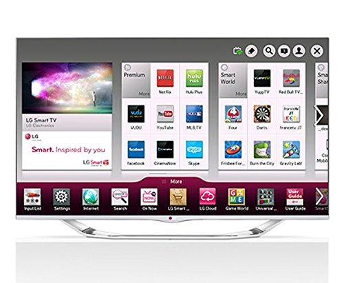 LG 47LA7400 47-Inch Cinema Screen Cinema 3D 1080p 240Hz L...
