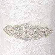 Rhinestone Belt Crystal Bridal Wedding Belt Diamond Appliqu Dress Belt