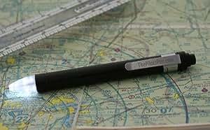 LED Pen, the Pilot's Pen, LED Powered Ink Penlight Night Writer