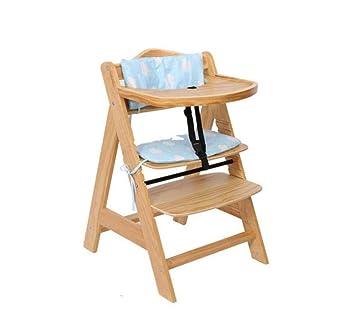 Tq Gesunde Pflege Deluxe Booster Seat Faltbare Feste Holz