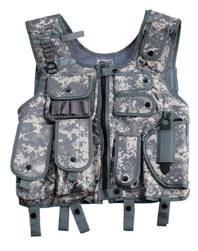 CI Outdoor SWAT I Einsatz Weste Security Paintball Camo ACU-Tarn