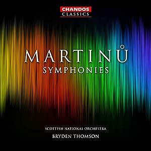 Martinu: Symphonies 1-6