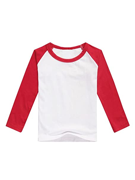 Amazon.com: joycheer Boys béisbol playera de jersey niña ...