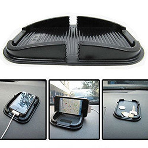 UXOXAS Car Dashboard Sticky Pad Mat Anti Non Slip Gadget Mobile Phone GPS Holder Interior Items Accessories by UXOXAS
