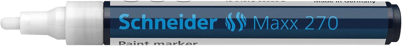 Schaftfarbe:... SCHNEIDER® Lackmarker PAINT MARKER 1-3 mm Rundspitze 270