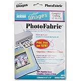 PhotoFabric Cotton Poplin Fabric Sheets (5 sheets)