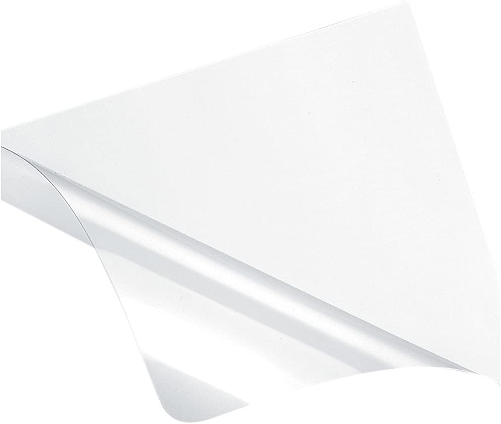5 Mil 100 Pack 5242501 Fellowes Recyclable Binding Covers Ultra Clear Letter