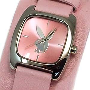 Reloj Playboy De Diseñador Para Mujer Color Rosa