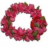 The Solid Pink Hawaii Elastic Headband
