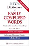 img - for NTC's Dictionary of Easily Confused Words book / textbook / text book