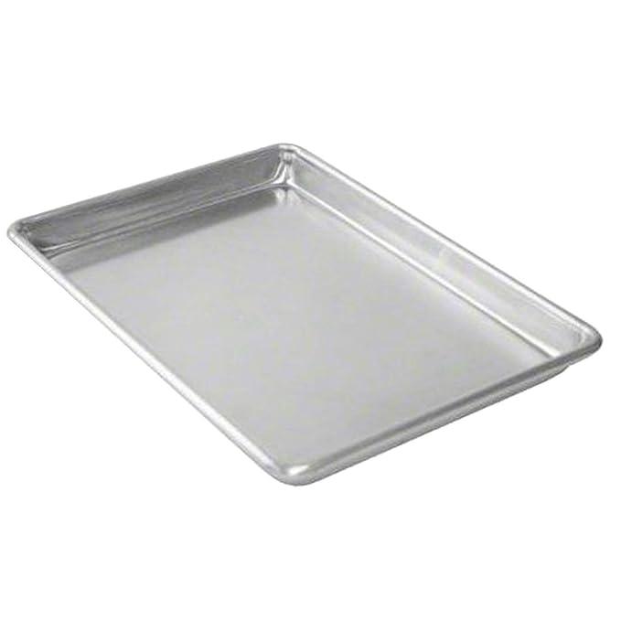 Amazon.com: Tiger Chef 19 Gauge sartén de un cuarto ...