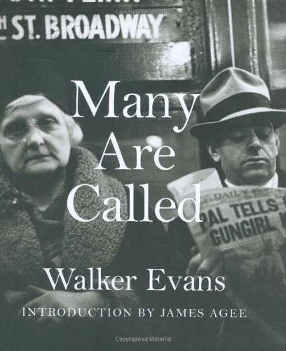 Many are Called (Metropolitan Museum of Art) por Walker Evans