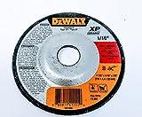 (Box of 100) DEWALT DWA8957L 4-1/2''x 1/16''x7/8'' T27 XP Ceramic Cut-Off Wheels