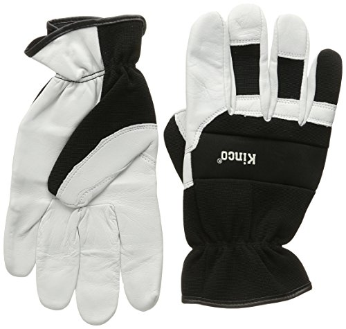 (Getting Fit 35117010369 Kinco 0 Unlined Goatskin Driver Work Gloves, X-Large)