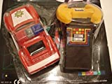Turbo Police Force Red/White Porsche 959 Police Department Plastic/Electric NIB