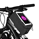 COTEetCI Bicycle Bags Bike Top Tube Frame Bag Pannier Water Resistant Bike Bag Cycling Saddle Bag for Bike Accesorios