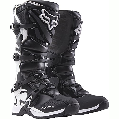 - Fox Racing 2019 Youth Comp 5 Boots (2) (Black)