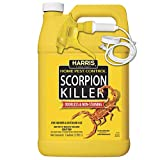 Harris Scorpion Killer, Liquid Spray with Odorless and Non-Staining Extended Residual Kill Formula (Gallon)