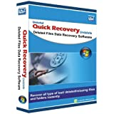 Data Recovery Software Quick Recovery - Undelete (Personal) Data Loss Prevention Software1Yr/1PC