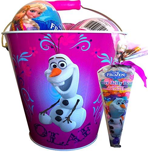 Disney Frozen Olaf Easter Basket with Disney Frozen