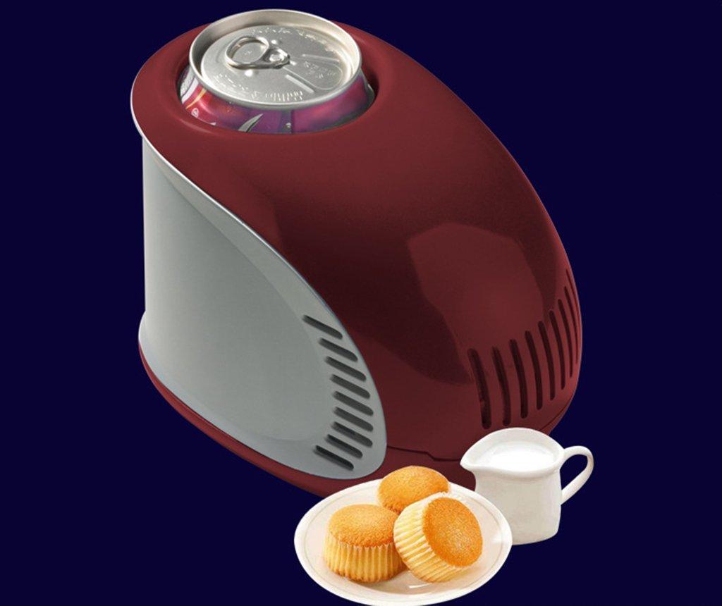 WGL 5Lmini Refrigerador De Coche USB Interfaz De Carga De Alimentación De Computadora Portátil Refrigerador (Tamaño: 170X106x130mm),Orange: Amazon.es: Hogar