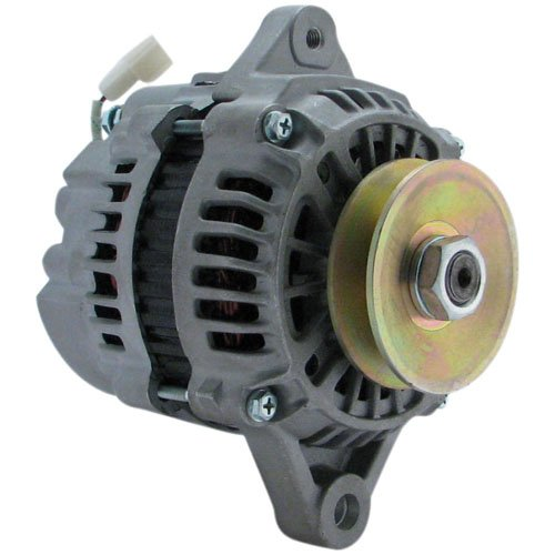 DB Electrical AMT0200 New Alternator For Caterpillar 304C Cr Backhoeclark, Mitsubishi S4L Sl Sq Ss Engine A7T02077C 280-3787 32A68-00300 32A68-00301 32A68-00302 400-48084 A7T02077 A7T02077A 12562 by DB Electrical