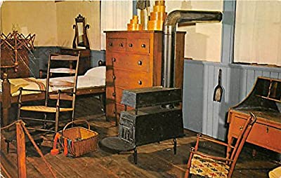 Sister's Retiring Room, Shaker Museum Inc Auburn, Kentucky, KY, USA Postcard