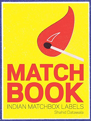 Matchbook: Indian Match Box Labels