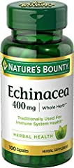 These statements have not been evaluated by the Food and Drug Administration. This product is not intended to diagnose, treat, cure or prevent any disease. Traditional use claims are based on historical or traditional practices. Echinacea has...