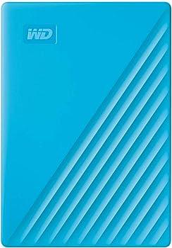 Western Digital My Passport 4TB USB 2.0 Portable Hard Drive